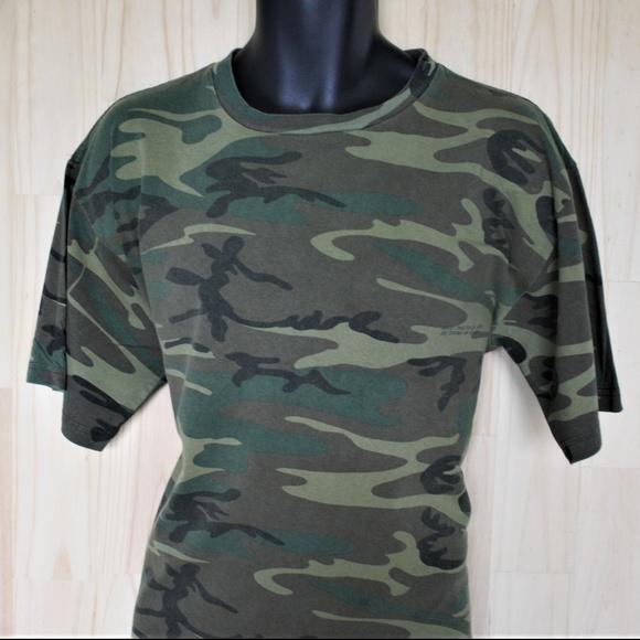 b83c8cac Marc Jacobs Shirts | Antiwar Camo Tee | Poshmark